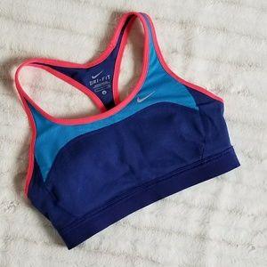 Nike Dri-fit Sports Bra (Sz S)
